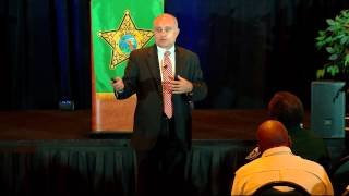 Sheriffs Community Crime Summit - Promote Drug Free Values