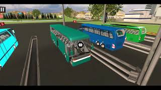 City Bus Driver Public Transport Bus Driving Games(By Wicked 3D Games Studio) Android Gameplay[HD]