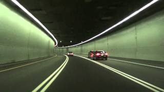VILLE-MARIE TUNNEL, MONTREAL, CANADA