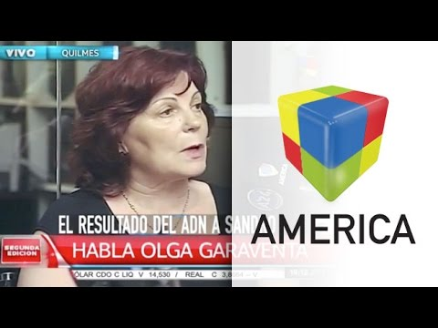 Olga Garaventa: Sandro me dijo que nunca tuvo hijos