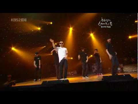 Tae Yang (태양) - Where U At (Yoo Hee Yeol's Sketchbook 2010-09-24)