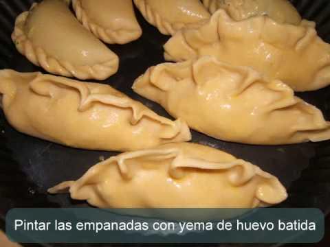 Masa para empanadas argentinas al horno