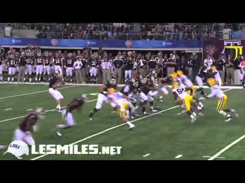 Tyrann Mathieu Highlights (Honey Badger)