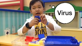 Bermain Dokter-dokteran | Doctor Play Set - Best Toy Medical Kits