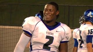 Look Back: Reuben Foster (Class of 2013)
