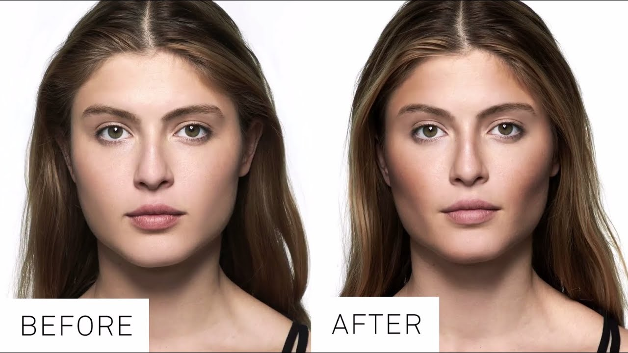 stepbystep guide to contour according to face shape