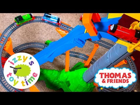 Thomas and Friends | Thomas Trackmaster Skyhigh Bridge Jump! Fun Toy Trains for Kids and Children!