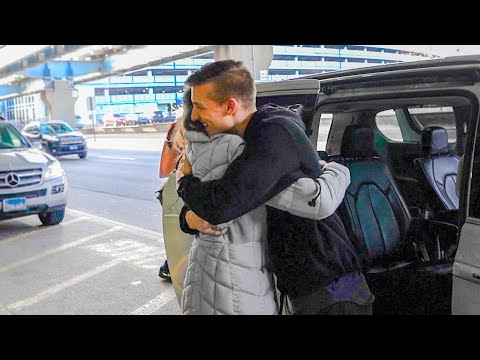 5000 Mile Surprise BACKFIRES!! | Reunited with My Girlfriend & Family