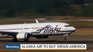 Alaska Beats Out JetBlue for Virgin America