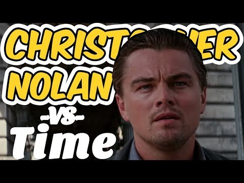 Christopher Nolan: Obsessed With Fighting Time | Video Essay | Inception | Interstellar