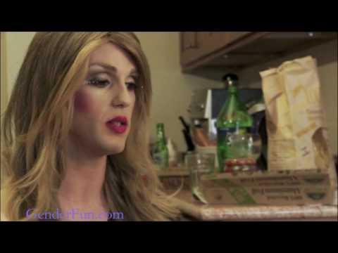 Cross Dressing Documentary  First Edit