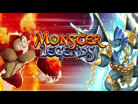Monster Legends - RPG APK Cover