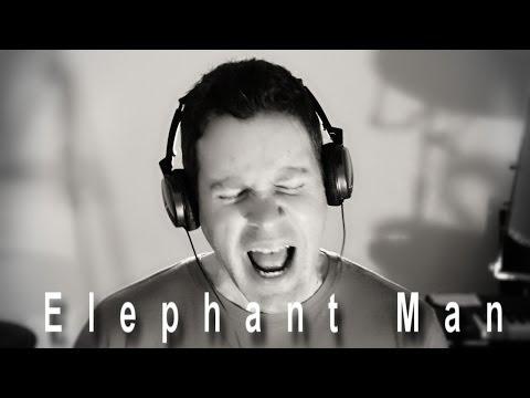 ELEPHANT MAN - Chris Commisso original