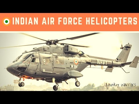 Indian Air Force Helicopters - Mi 35 , Mi 8 , Mi 17, Chetak, Cheetah , Dhruv and Mi 26 [Full HD]