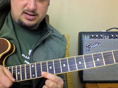 Easy Blues Rock Lick Guitar Lesson - Quick Licks -