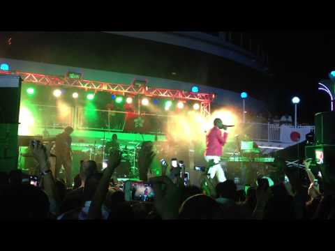 Busy Signal - Jamaica Love LIVE @ Welcome to Jamrock Reggae Cruise 2014