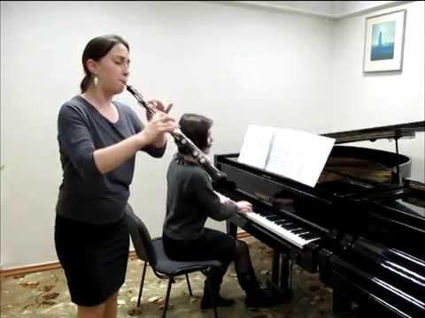 Копытько, Виктор - Канцона для гобоя и фортепиано (1984, 2011)