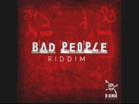BAD PEOPLE RIDDIM 2010 ( Big ship )
