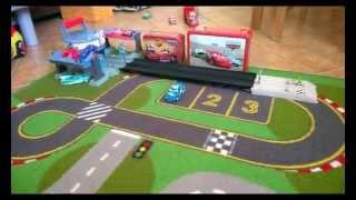 McQueen i przyjaciele, cars, samochody Lightning