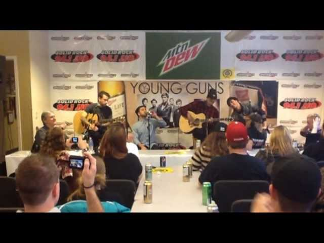 """Young Guns """"Learned My Lesson"""""""