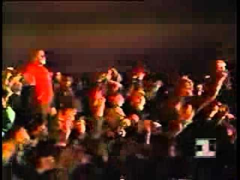 21 апреля 1993 - Кинчев - Васильевский спуск - «Рок в поддержку президента»
