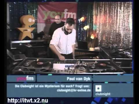 Paul Van Dyk Live At Clubnight Hr-tv 25-09-2004 video