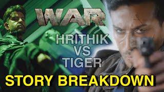 War Story BREAKDOWN, Hrithik vs Tiger Movie story, Vaani Kapoor, Hrithik Roshan Tiger shroff