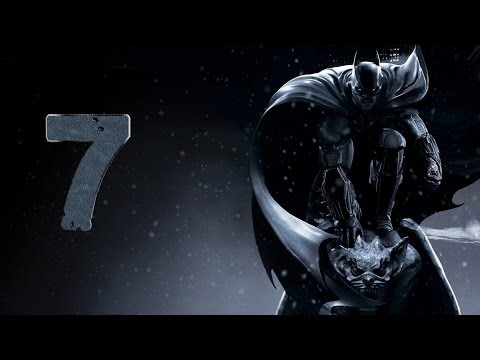 Batman: Arkham Origins #7 (Прохождение Walktrough let's play)