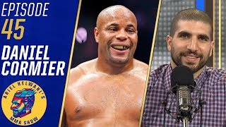 Daniel Cormier on Jon Jones trilogy fight: 'It's all I want' | Ariel Helwani's MMA Show