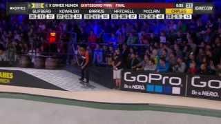 Skate Park Final - Curren Caples wins GOLD