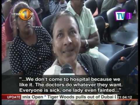 doctors strike influ|eng