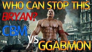 -TRUE EDUCATION...?- Ggabmon (Bryan) vs CherryBerryMango (Devil Jin, Hwoarang) (깝몬 vs 체리베리망고)