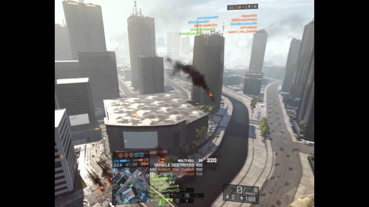 Parachute Camo Bf4 Bf4 Sraw on Parachute vs