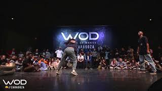 Hip Hop Battle Finals | World of Dance Zaragoza 2017 | #WODZGZ17