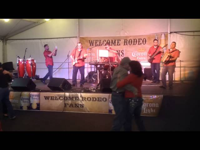 Tejano Group at San Antonio Rodeo