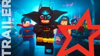 Lego Batman: The Movie Teaser Trailer - Will Arnett, Rosario Dawson, Ralph Fiennes