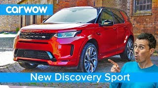 New Land Rover Discovery Sport SUV 2020 - is it now as UGLY as the big Discovery?