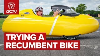 The Ultimate Aero Bike | The Weird World Of Recumbent Racing