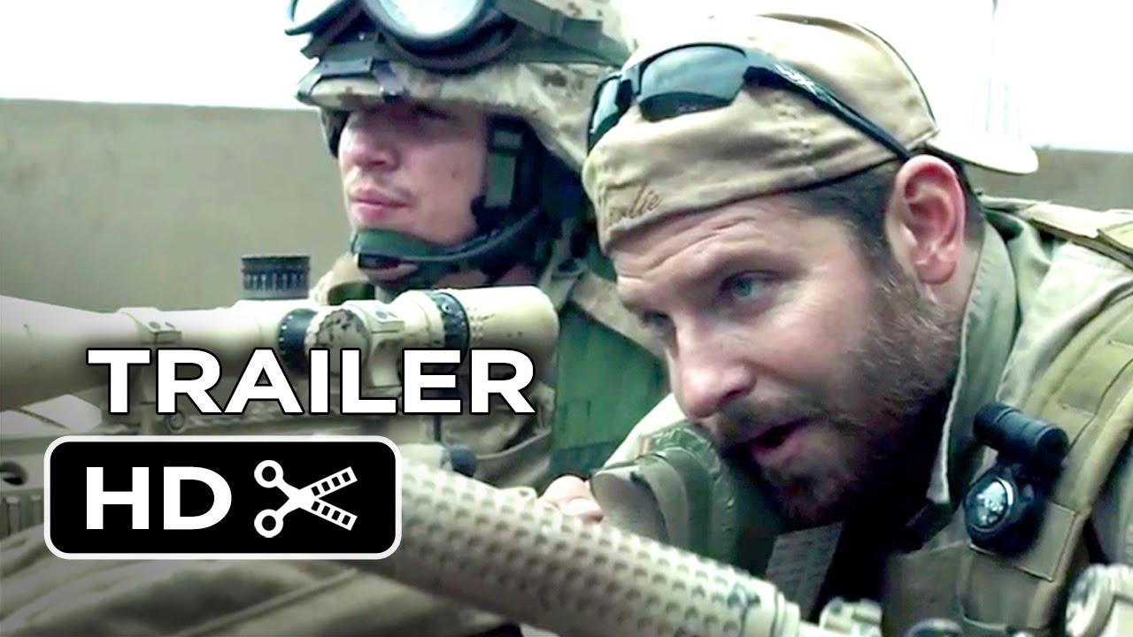 Bradley Cooper membintangi dari drama perang, yang menceritakan kisah mantan kepala Navy SEAL, Chris Kyle, yang menjadi penembak jitu mematikan dalam sejarah militer AS. Seperti apa? Saksikan reviewnya di movie.co.id