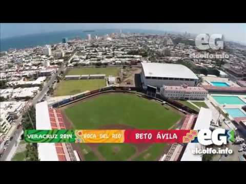Xalapa listo para los JCC Veracruz 2014