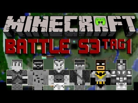 Let's Battle Minecraft S3 Tag 1 [Deutsch/Full-HD] - Jay