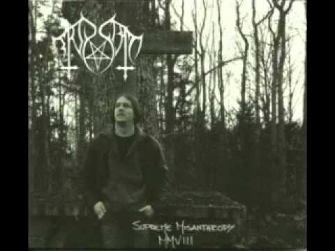 Blodsrit - Crossing Spheres Of Fire