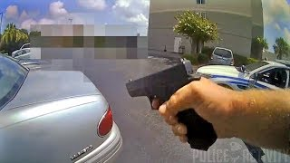 Bodycam Captures Fatal Police Shootout in Florence, South Carolina