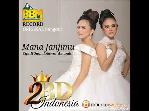 Download 2BDINDONESIA Single MANA JANJIMU COVER VERSIONTitle Mp4 baru