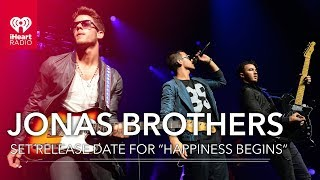 Jonas Brothers Announce Release Date For New Album | Fast Facts