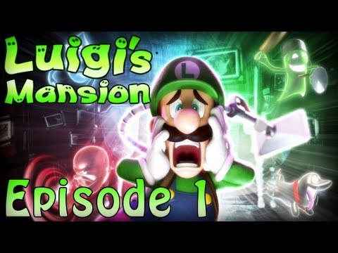 Luigi's Mansion | Episode 1 - Let's Play
