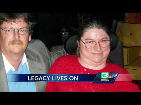 Woman who helped others during her life dies in 'freakish accident'