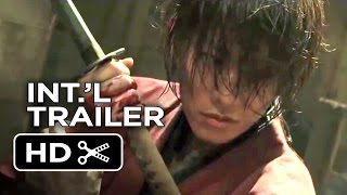 Rurouni Kenshin - Rurouni Kenshin: The Legend Ends Official Trailer (2014) - Japanese Live Action Movie HD