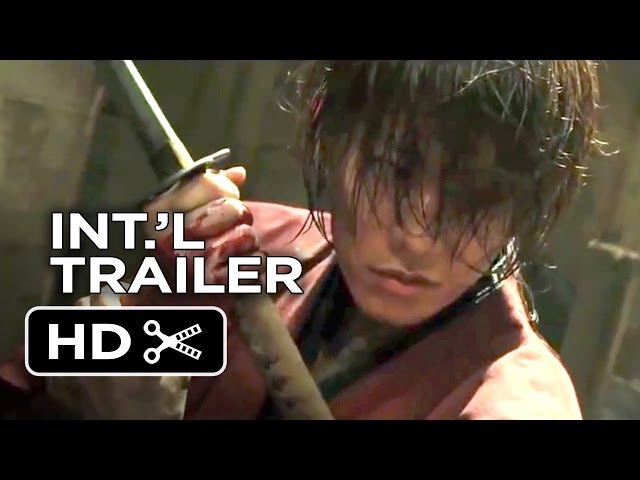 Rurouni Kenshin: The Legend Ends Official Trailer (2014) - Japanese Live Action Movie HD
