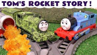 Thomas The Tank Engine Trackmaster Big World Big Adventures Rocket Prank by Tom Moss TT4U